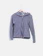 Sudadera tricot gris Promod