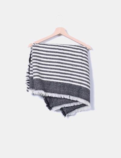 Bufamanta tricot bicolor NoName