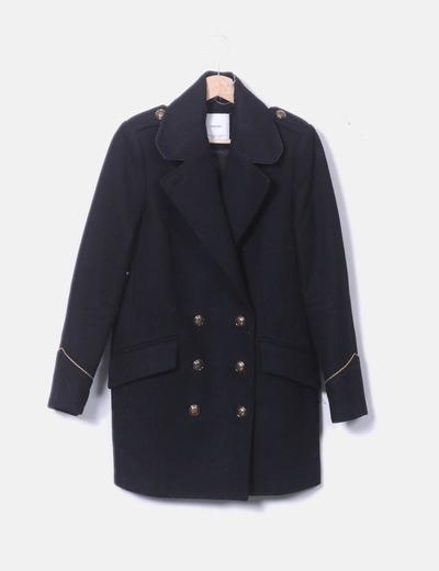 Manteau long Mango