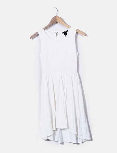 bfaff211dca2 H M Weißes Kleid (Rabatt 77 %) - Micolet