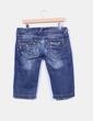 Jeans pirata con bolsillos  Zara