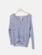 Pullover mit V-Ausschnitt Pull&Bear
