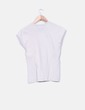 Camiseta beige print Tommy Hilfiger