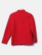 Abrigo de paño rojo Kitz-pichler