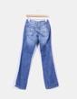 Jeans denim bootcut azul medio Mango