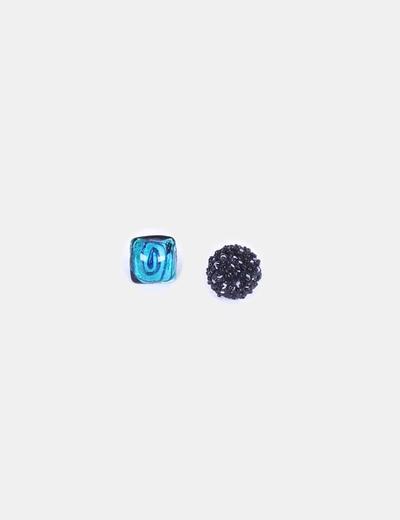 Conjunto de 2  anillos  NoName