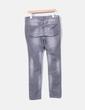 Jeans denim regular gris Mango