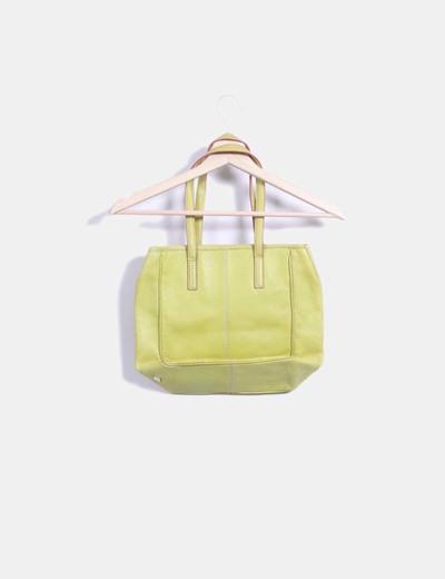 Bolso verde pistacho
