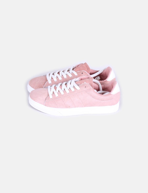 Zapatos de rosa Deportiva Zara piel FAaqwRBwW palo Mujer fW1BdARfq