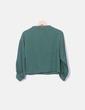 Maglione shorts verde scuro BESR Artic
