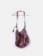 Bolso marrón polipiel Suiteblanco