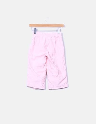 Pantalon pirata rosa