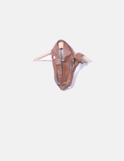Cinturón camel
