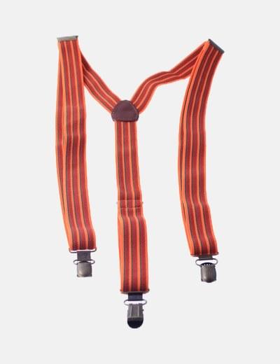Cinturón elástico tricolor
