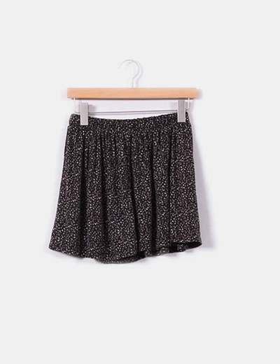 Mini falda print floral  NoName