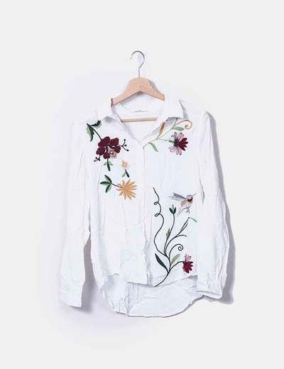 Chemise blanche Eva Rosa