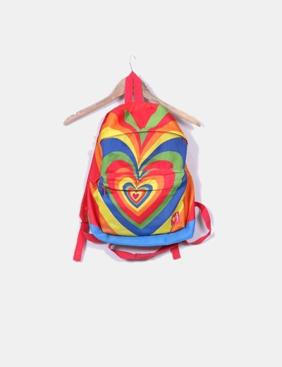 taille 40 62512 b3aa3 Cartable multi-couleurs