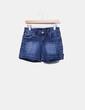 Short en jeans Mim