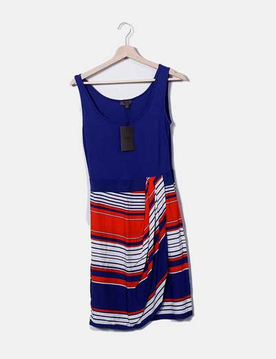 Cortefiel midi dress