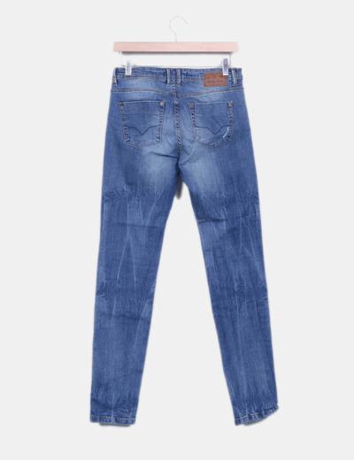 Jeans denim vaquero
