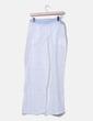 Pantalón baggy blanco lentejuelas NoName