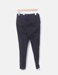 Pantalón chino negro pitillo Zara
