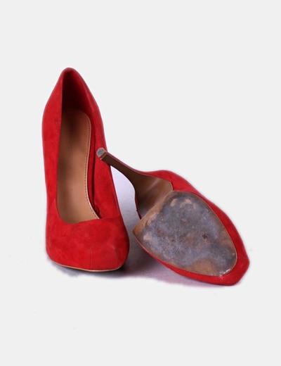 5436ee4a15d82 Stradivarius Chaussure à talon rouge (réduction 77%) - Micolet