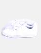 Chaussures blanches de sport Puma