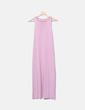 Vestido fluido rosa NoName