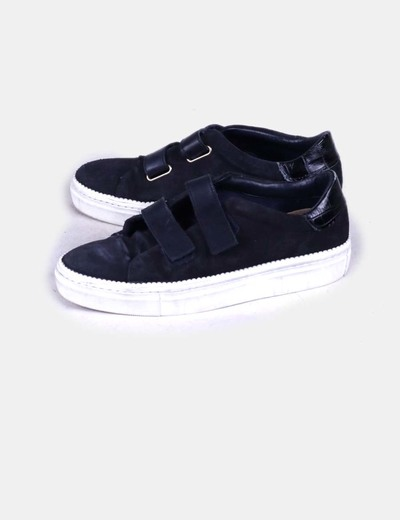 Velcro Dutti Massimo Chaussures réduction Bleu Micolet Marine 77 wAaxT4I
