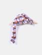 Bufanda lana colores con borlas NoName
