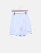 Bermuda deportiva blanca Nike