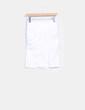 Falda midi blanca NoName