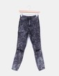 Jeans denim grises degradados elásticos Asos