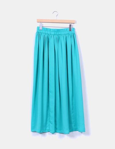 Mxi falda verde  NoName