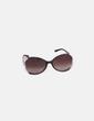 Gafas de sol marrones detalle gold Vogue