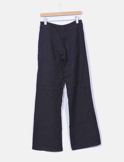 Pantalon sarga negro