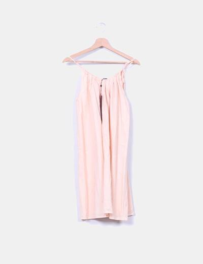 Vestido nude Filippa K