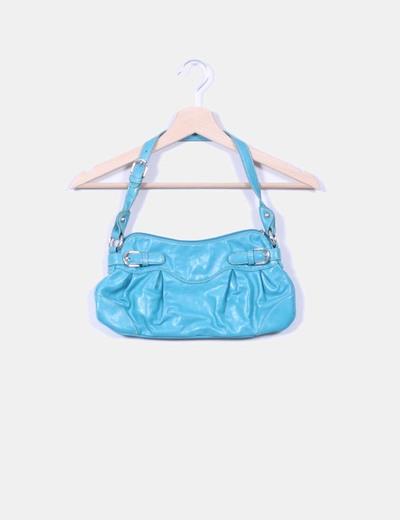 Bolso color turquesa Chenson