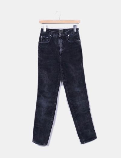 Pantalón gris de pana Guess