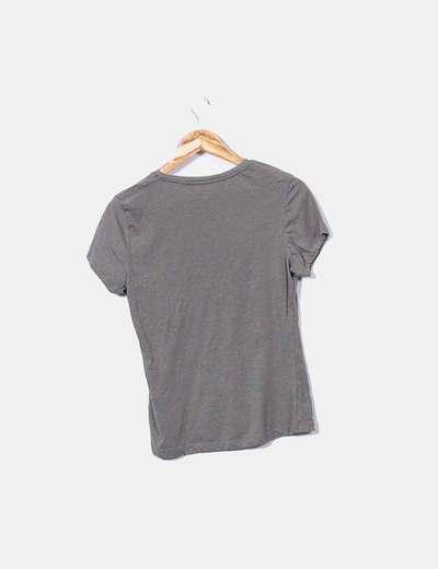 Camiseta khaki