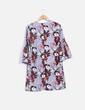 Robe avec fleurs Celop Woman