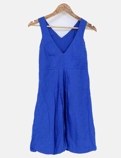 Robe bleu klein de ballon Kilo Fashion