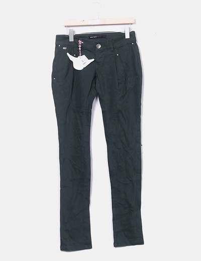 Pantalon coupe droite Miss Sixty