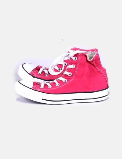all star converse mujer rosa