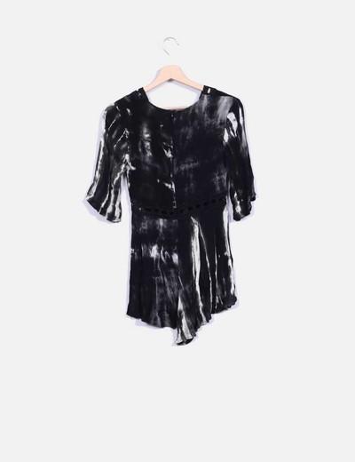 Combinacion color negro