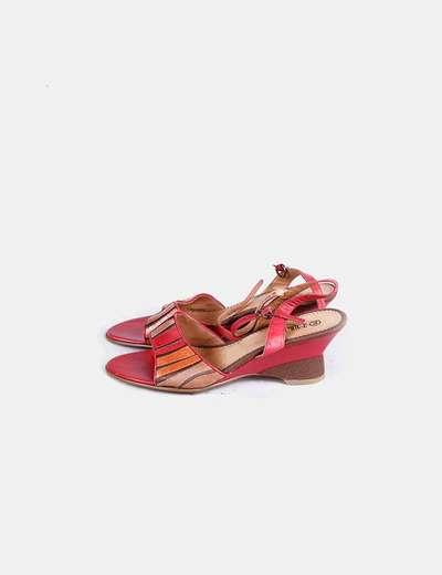 Sapatos de cunha MLC shoes