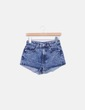 Short denim azul Divided