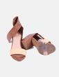 Chaussures deux couleurs à talons Stradivarius