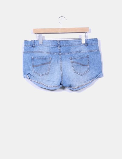 Short denim clara